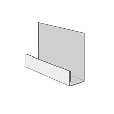 Стартовый профиль металлический