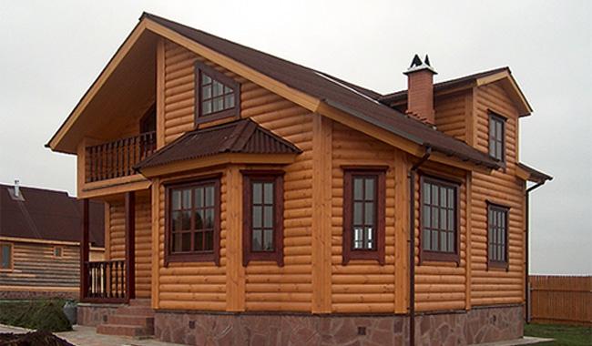 Блок хаус для фасада