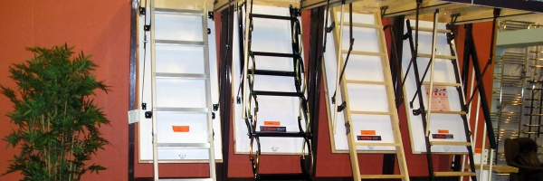 Выбираем чердачную лестницу