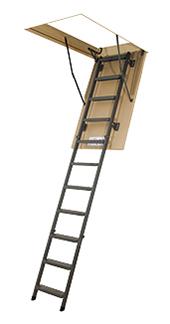 Металлическая чердачная лестница Fakro LMS