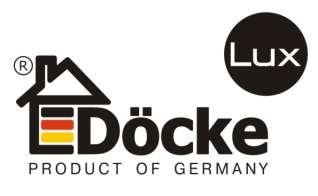 Водосточная система Деке Люкс (Docke Lux)