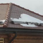 Снегодержатели на крышу