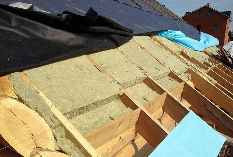 Утеплитель для кровли крыши